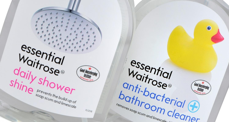Essential Waitrose Bathroomcleaner 1