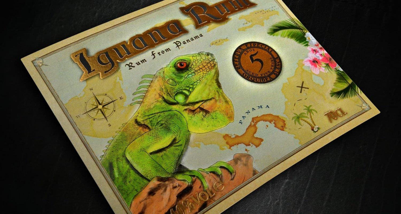Iguana Rum